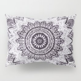 BOHOCHIC MANDALA IN PURPLE Pillow Sham