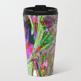 Abstract- pattern - Art Travel Mug