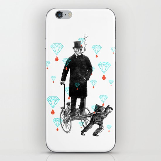 Lutte des Classes iPhone Skin