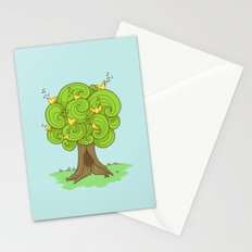 The Music Tree Stationery Cards