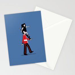 Guess who's   Stationery Cards