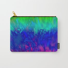 Radiant Rainbow Carry-All Pouch