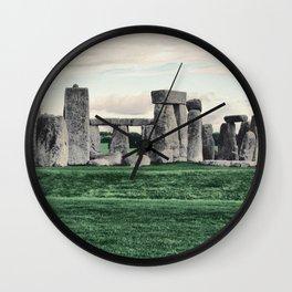 Stonehenge 2005 Wall Clock