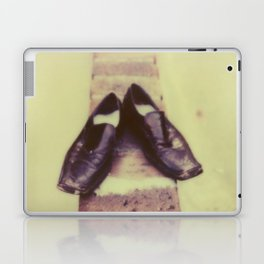 Walk this Way Laptop & iPad Skin