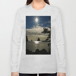 Last Sun's Rays For That Day Long Sleeve T-shirt