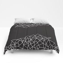 Geometric Pattern VII Comforters