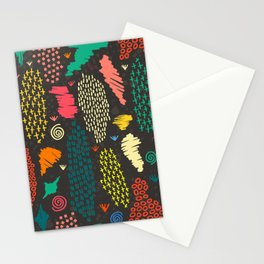 Be Brave. Be Free! Stationery Cards