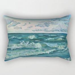 Pinery #1 Rectangular Pillow