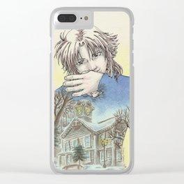 OC: Taiga x Sapporo Clear iPhone Case