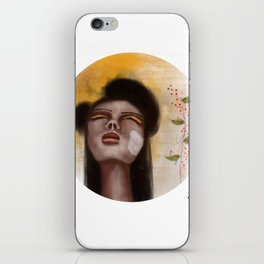Ninja, the Clown iPhone Skin