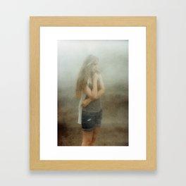 Iceland - Mother Earth speaks to you (Leica M3 & Kodak film) Framed Art Print