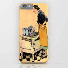 Saint Julia, Patroness of Kitchens Slim Case iPhone 6s