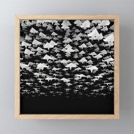 Flights of Fancy Framed Mini Art Print