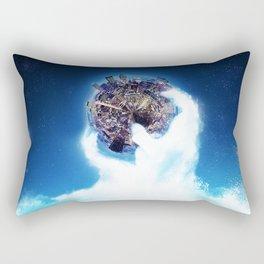 Add Up To Nought Rectangular Pillow