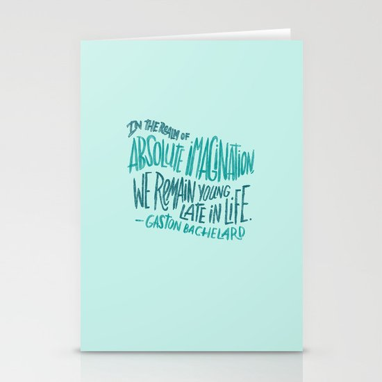 Absolute Imagination Stationery Cards