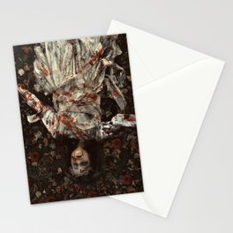 """Dead Leaves"" Stationery Cards"