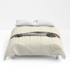 D-LOREAN Comforters