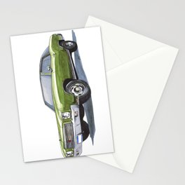 71 Monte Carlo SS 454 Stationery Cards