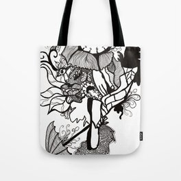 Lost track of time... Tote Bag