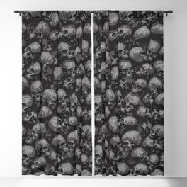 Totally Gothic Blackout Curtain