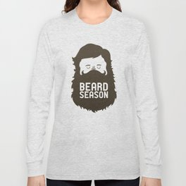 Beard Season Long Sleeve T-shirt
