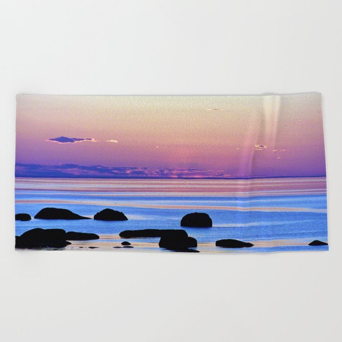 Remembering the Sunset Beach Towel