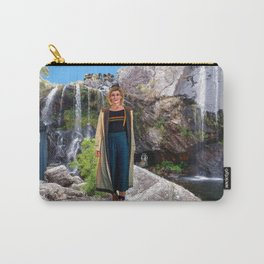 The Doctor and the Mountain Lake Carry-All Pouch