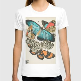 Butterfly Print by E.A. Seguy, 1925 #2 T-shirt