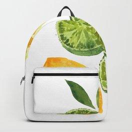 Lemons & Limes Backpack