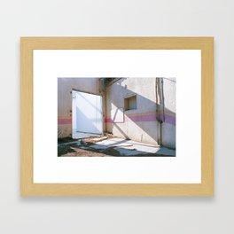 LEFT BEHINDS Framed Art Print