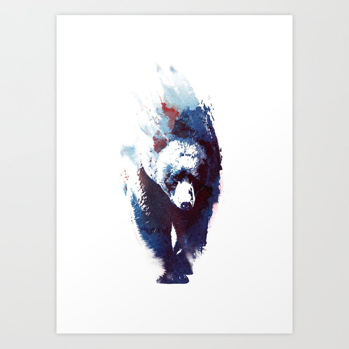 Discover the motif DEATH RUN by Robert Farkas  as a print at TOPPOSTER