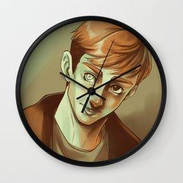 In the Flesh - Kieren Walker Wall Clock