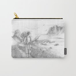 The Home of Elders Carry-All Pouch