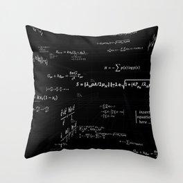 Mathspace - High Math Inspiration Throw Pillow
