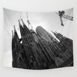 Sagrada Tilt Wall Tapestry