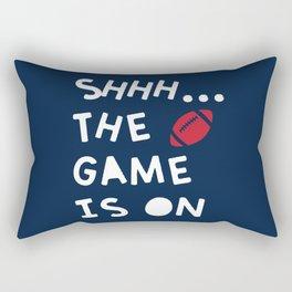 Football Rectangular Pillow