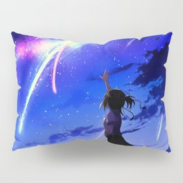 "Kimi No Na Wa ""Your Name"" v1 Pillow Sham"