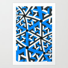 Power pattern Art Print