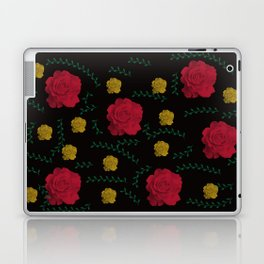 Roses and Vines Laptop & iPad Skin