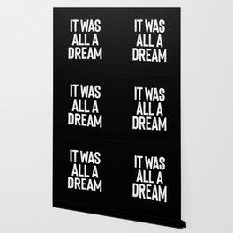 It Was All A Dream | Biggie Smalls - Juicy Lyrics Wallpaper