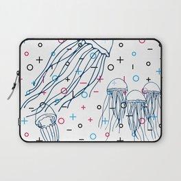 Memphis Ocean #4 Laptop Sleeve