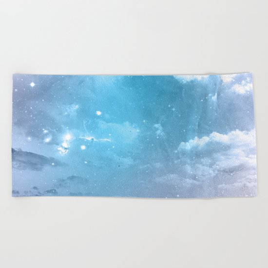 γ Zaurak Beach Towel