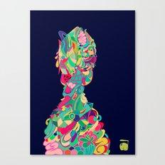 IMMORTAL INNER CHILD  Canvas Print