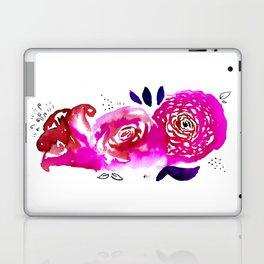 Three Purple Christchurch Roses Laptop & iPad Skin