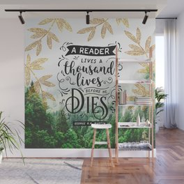 Thousand Lives Wall Mural