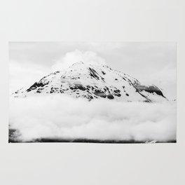 Snowy Mountain Rug
