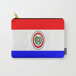 Flag of Paraguay Carry-All Pouch