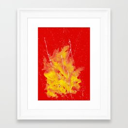 Explosion of colors_5 Framed Art Print