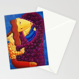 Mother and Sons Stationery Cards