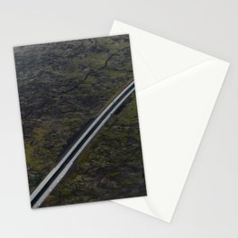 Meeting by chance Stationery Cards